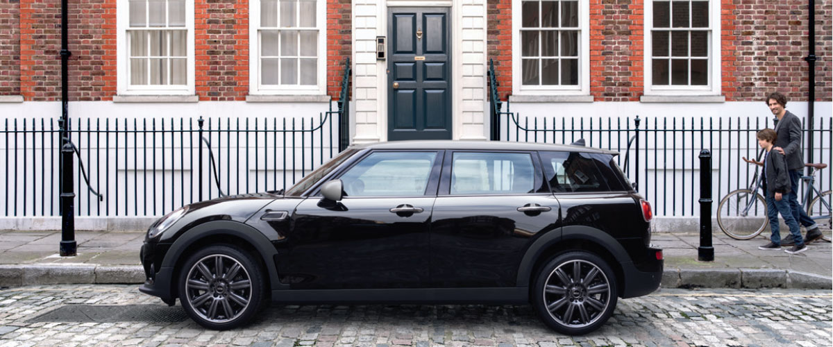 MINI CLUBMAN EDITION HYDE PARK
